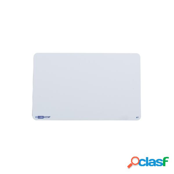 Hid identity tarjeta de proximidad imprimible isoprox ii, 8.6 x 5.4cm, blanco