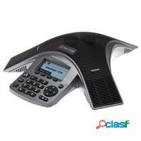 Poly teléfono de conferencia soundstation ip 5000, alámbrico, 250 - 7000hz