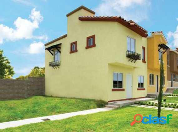 Bonita casa en medio residencial en huejotzingo