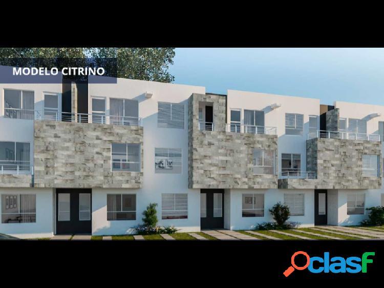 Casa nueva 109 m2 a 5 minutos de vw san lorenzo almecatla,pue.