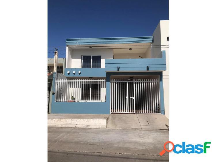 Casa venta fracc. estadio mazatlán, 4 recs, cerca playa