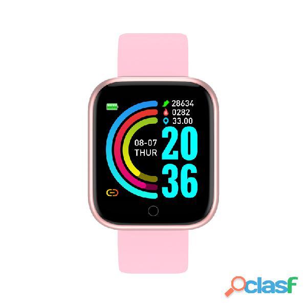Reloj inteligente deportivo ip67 smart watch mujer
