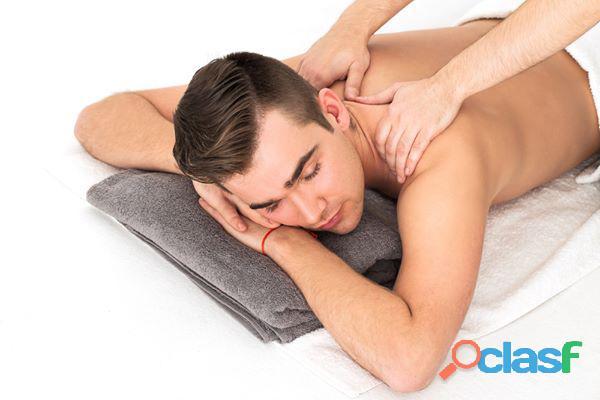 ¿Dolor de espalda?... Masaje para el cansancio y dolor