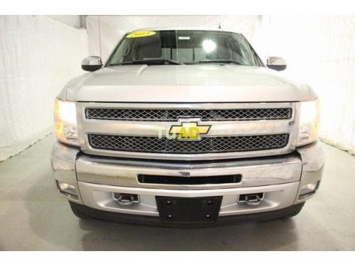 Chevrolet silverad0 2012
