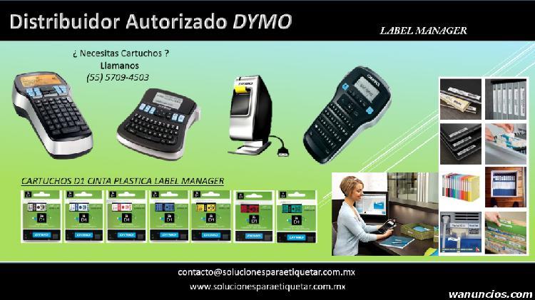 Dymo label manager 160p, 210d, 420p, termicas