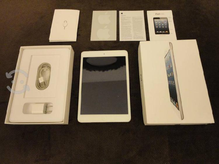 Ipad mini 32gb wifi blanco excelentes condiciones
