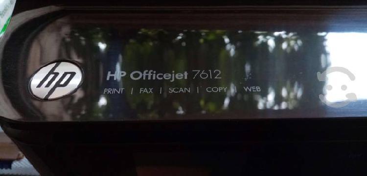 Multifuncional hp officejet 7612