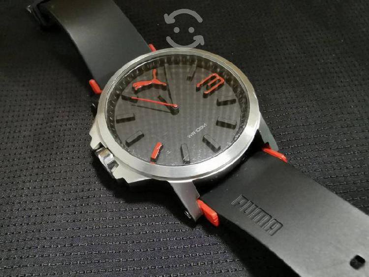 Reloj puma ultrasize original a tratar