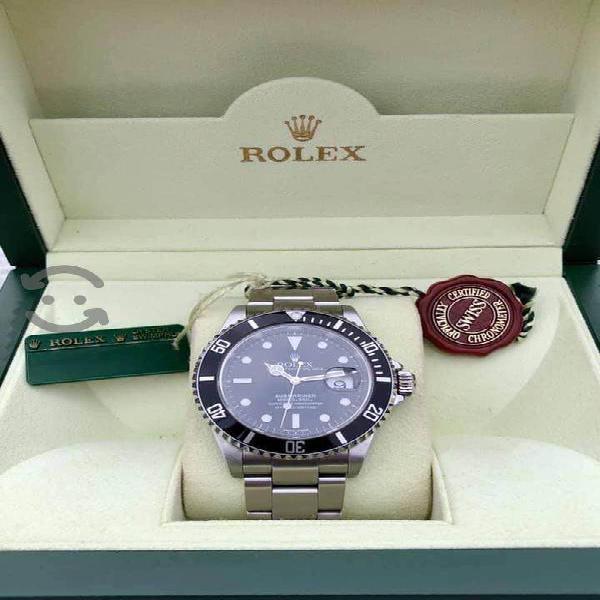 Reloj rolex submariner 16610 automatic full 40mm