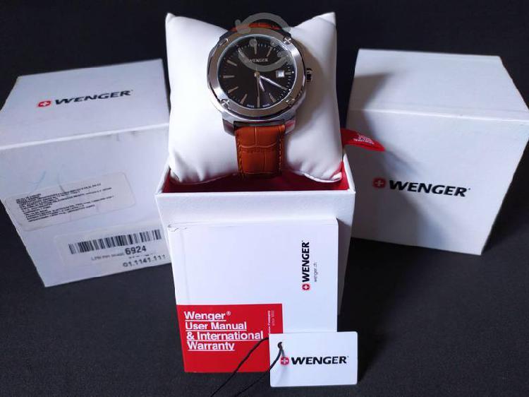 Reloj wenger 01.1141.111 colección edge index