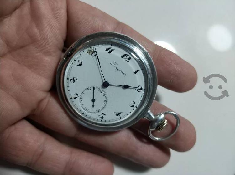Reloj de bolsillo longines 6 grands prix paris