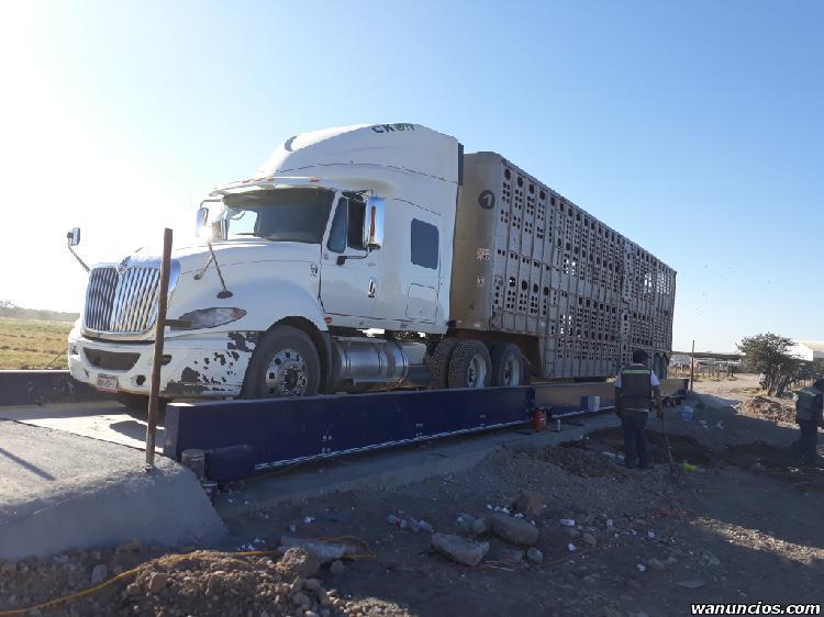 Reparacion de básculas camioneras
