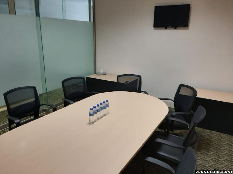 Servicios ejecutivos en renta de oficinas