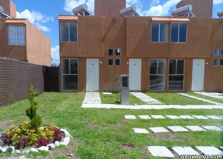 Adquiere tu casa nueva con ecovivienda