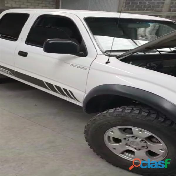Impecable tacoma trd   2001