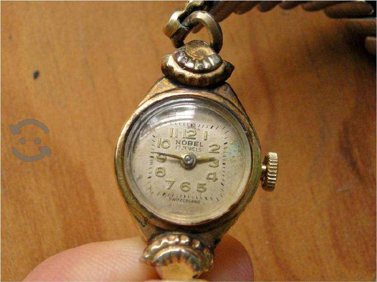 Reloj nobel vintage suizo de los 50's ó 60's