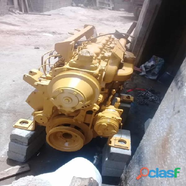Motor john deere 6081 6 cil diesel
