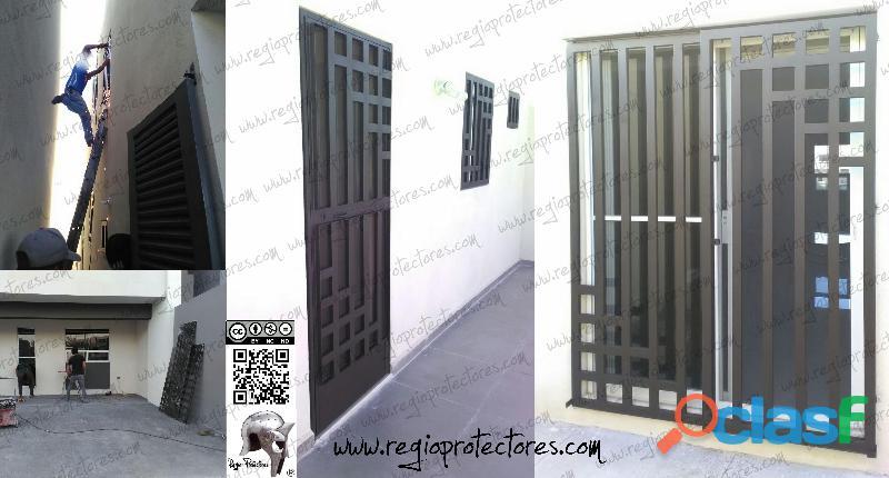 Regio Protectores   Instal en Fracc:Cerradas Concordia 03739
