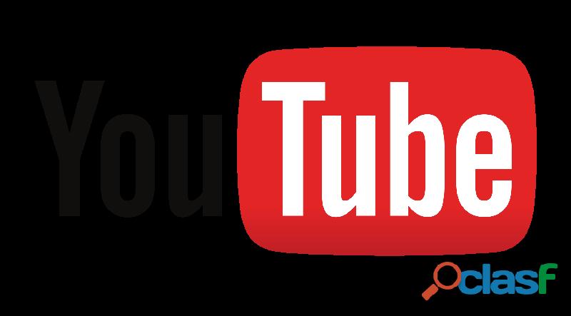 Solicito editor de videos para canal de youtube