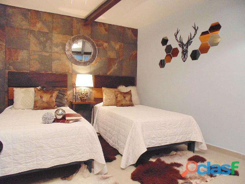 Hermosas suites al sur de la CDMX c/servicios incluidos