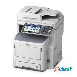 Multifuncional oki mps5502mb, blanco y negro, led, print/scan/copy/fax