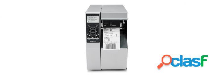 Zebra zt510, impresora de etiquetas, transferencia térmica, 300 x 300 dpi, bluetooth 4.0, negro/gris