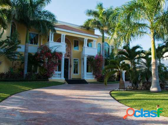 Venta mansion la ceiba
