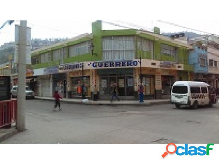Venta locales comerciales y casa habitacion centro de pachuca