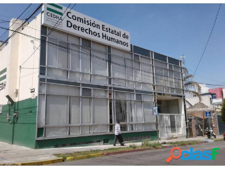 01202 venta de edificio en comisión,ags.