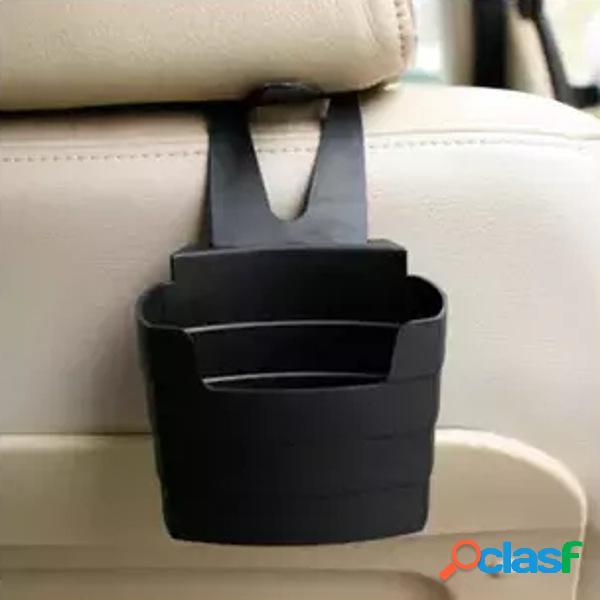 Caja de almacenamiento para automóviles de uso múltiple
