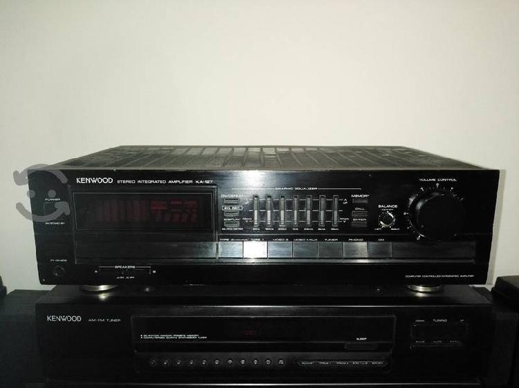 Amplificador kenwood ka-127