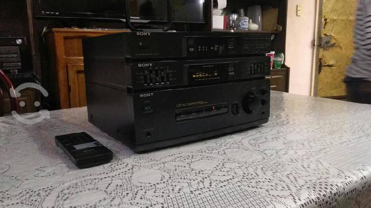 Amplificador japones sony hi-fi