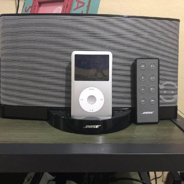 Bose sounddock serie ll ipod clásico 80gb