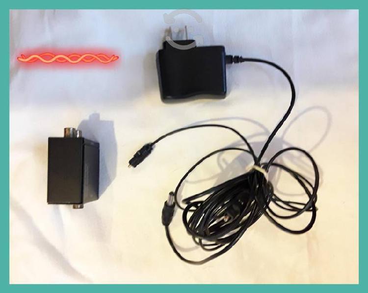 Convertidor audio toslink