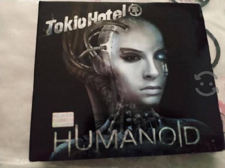 Disco humanoid (edición especial)