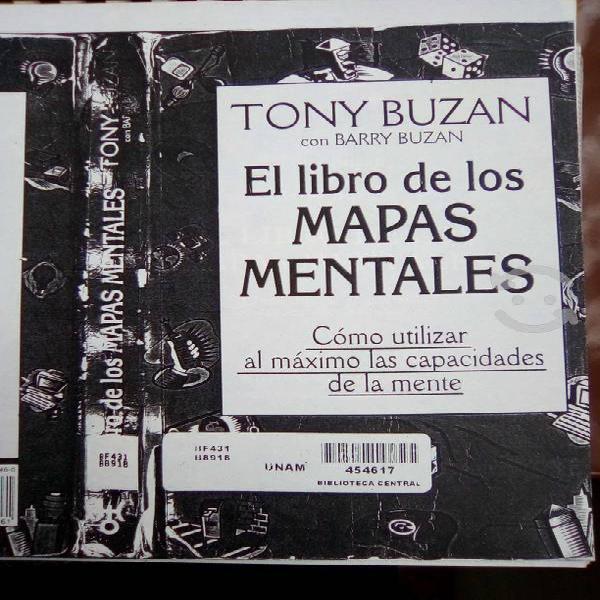 El libro de los mapas mentales (buzan)