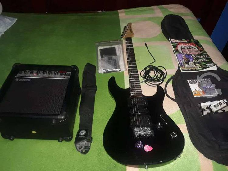 Guitarra eléctrica yamaha erg121g