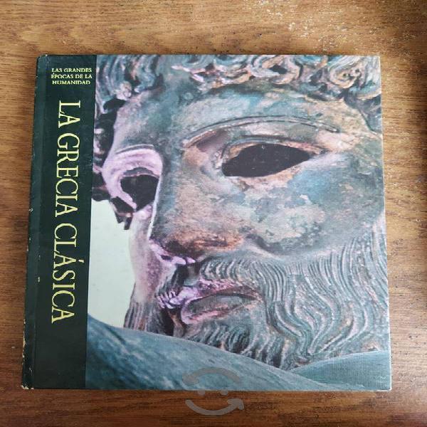 Libro la grecia clasica