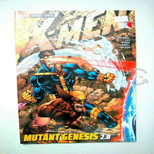 Marvel comics grandes eventos x-men mutant génesis