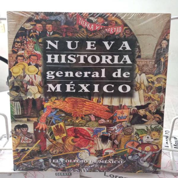 Nueva historia general de mexico