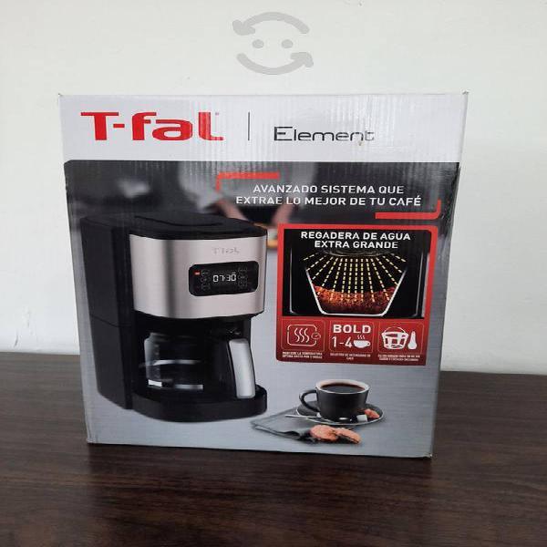 Nueva cafetera t fal modelo element