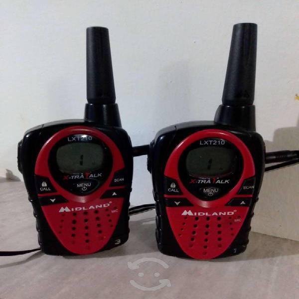 Radios midland