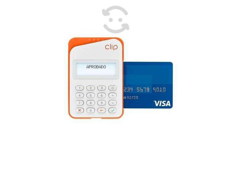 Terminar dispocitivo cobro tarjeta clip plus 2.0