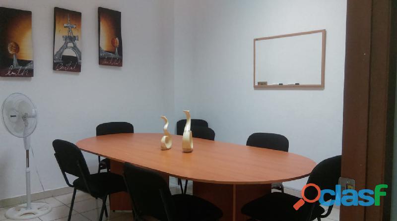 ¡¡¡oficinas con servicios incluidos!!!