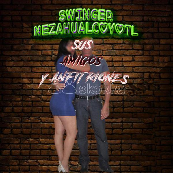 REUNIONES SWINGER PAREJAS EXCLUSIVAMENTE
