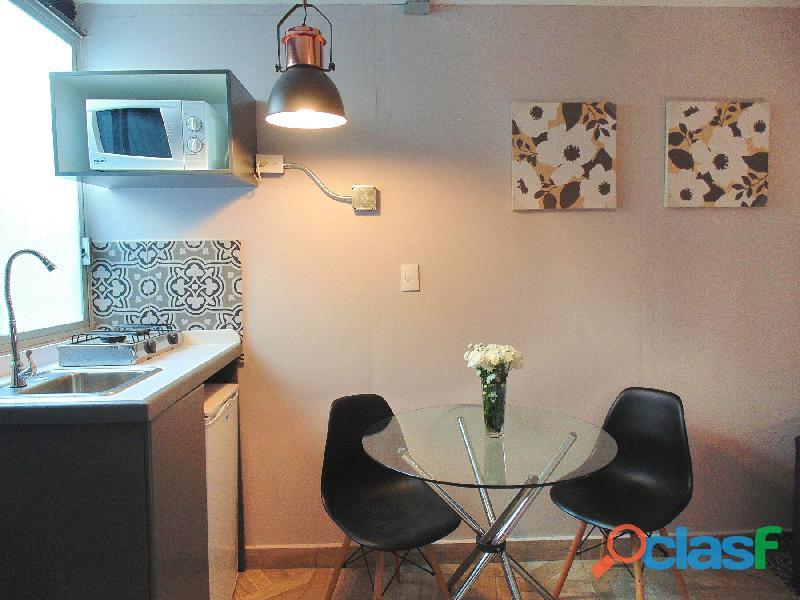 Hermosa Habitacion con Servicios En Viveros De Coyoacan