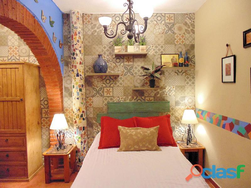Hermosa suite con todos los servicios