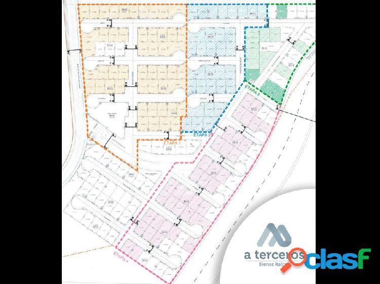 Terrenos en venta en concordia residencial
