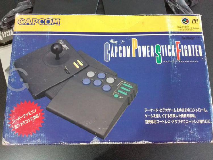 Capcom street fighter joystick