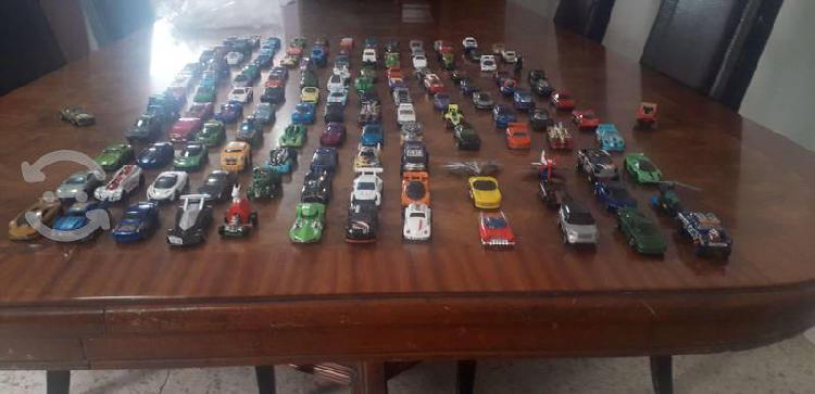 Carros hot wheels de coleccion!!!